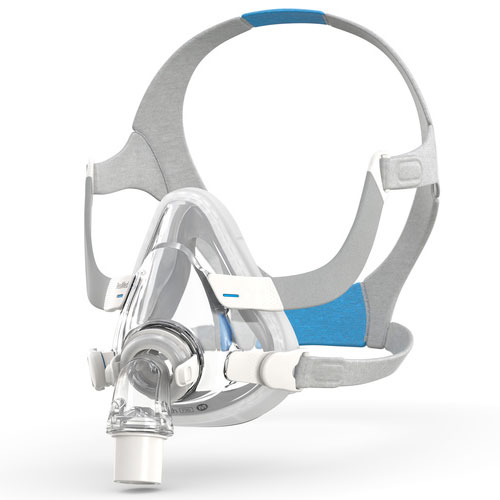 Attribute - ResMed AirTouch™ F20 Full Face Mask.