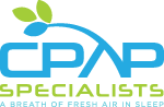 CPAP Specialists New Zealand Store Logo