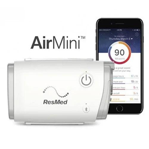 ResMed AirMini Bedside Starter Kit - FULL FACE