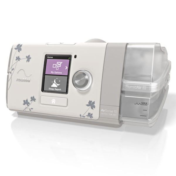 ResMed AirSense™ 10 Autoset™ CPAP for her.