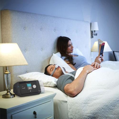 ResMed AirSense™ 10 Elite CPAP Machine (FIXED PRESSURE)