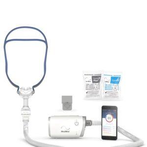 ResMed AirMini Bedside Starter Kit with Nasal Mask