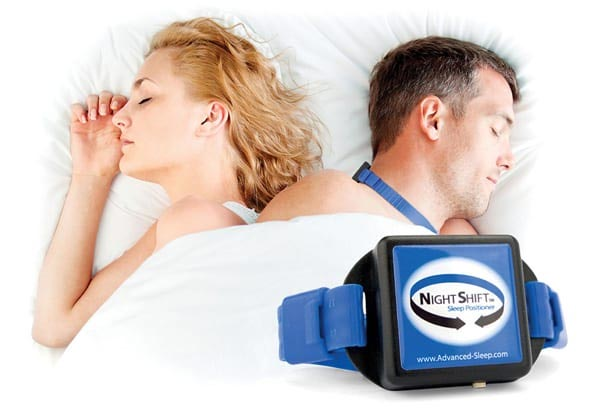 Night Shift Positional Therapy | CPAP Specialists Australia